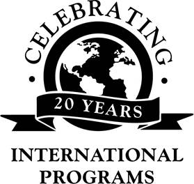 Celebrating 20 years of international programs