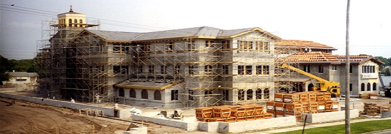 Library Building Construction 1998