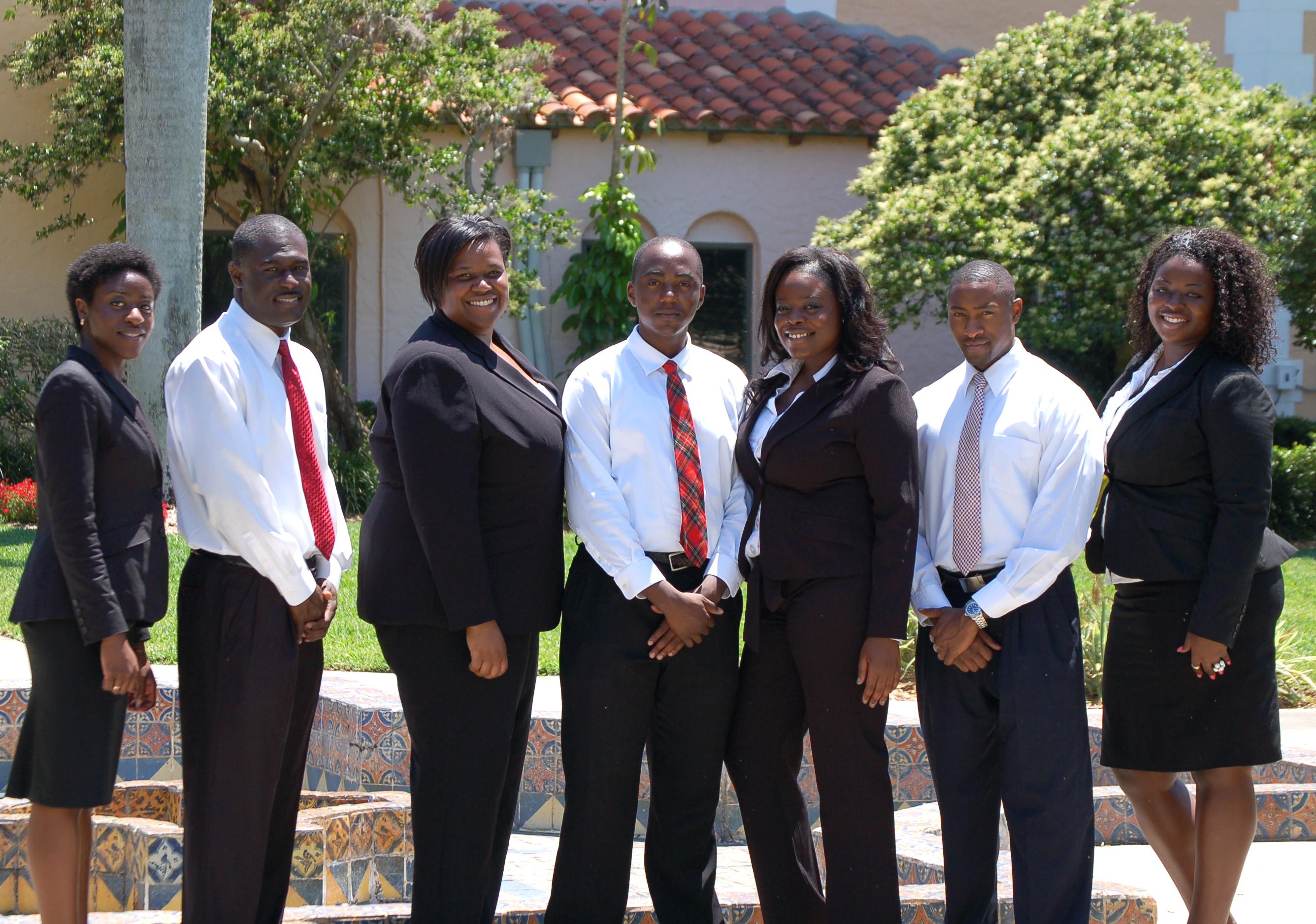 2010-2011 Executive Board