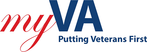myVA logo