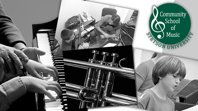 Stetson Community Music School