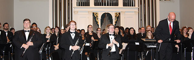 Clarinet Choir