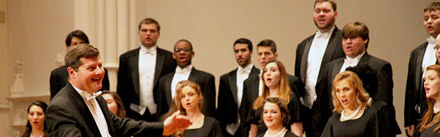 Conductor and Choir