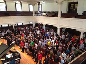Stetson Academic Calendar 2020 Stetson Men's Choir Festival   Community   School of Music