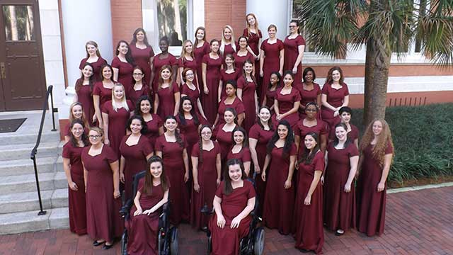 Women's Choral Group Picture