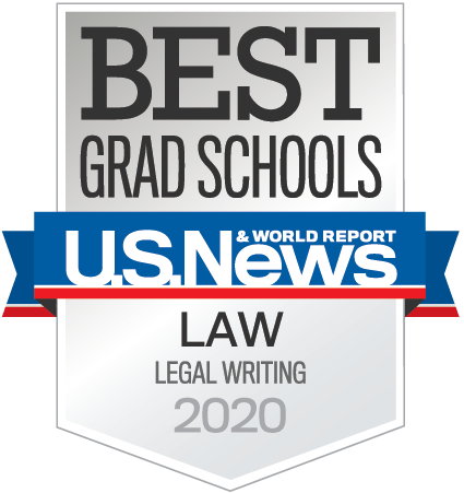 US News and World Report Law Best Legal Writing