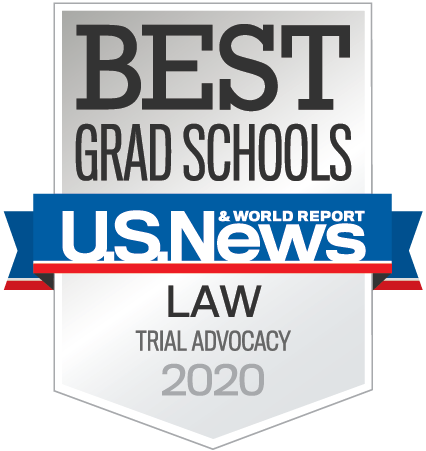 US News and World Report Law Best Trial Advocacy