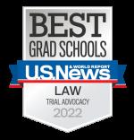 U.S. News & World Report Trial Advocacy Badge