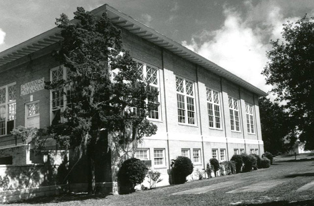 Cummings Gymnasium