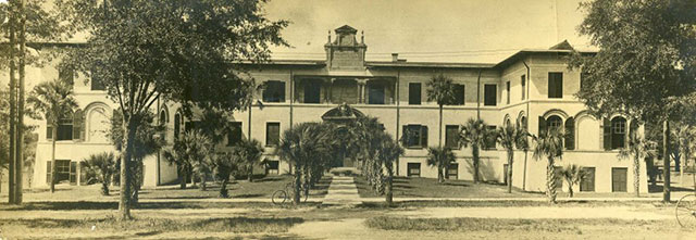 Flagler Hall