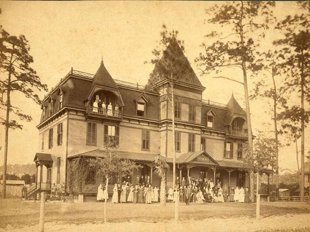 Stetson Hall
