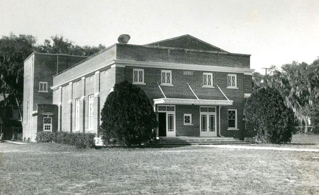 Stover Theatre