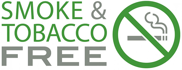 Smoke and Tobacco Free