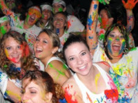 Stetson Paint Party