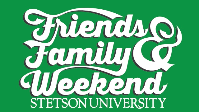 Friends & Family Weekend Logo