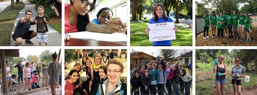 Students Doing Community Service