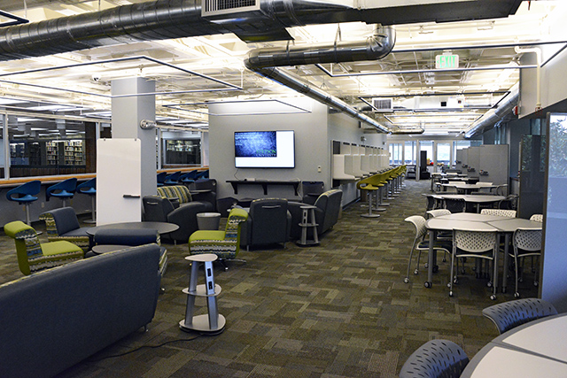 Image 1 of Student Success Center
