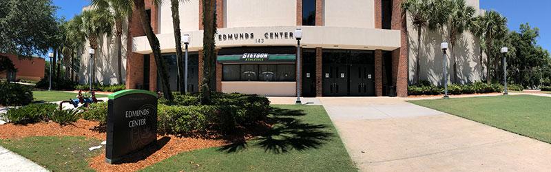 J. Ollie Edmunds Center front view