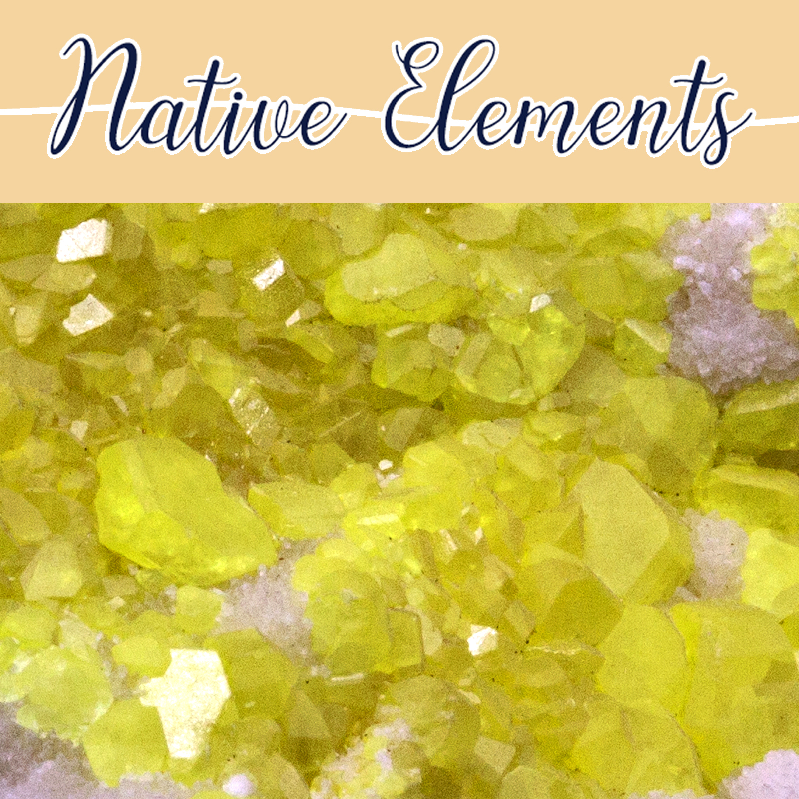 Native Elements, sulfur