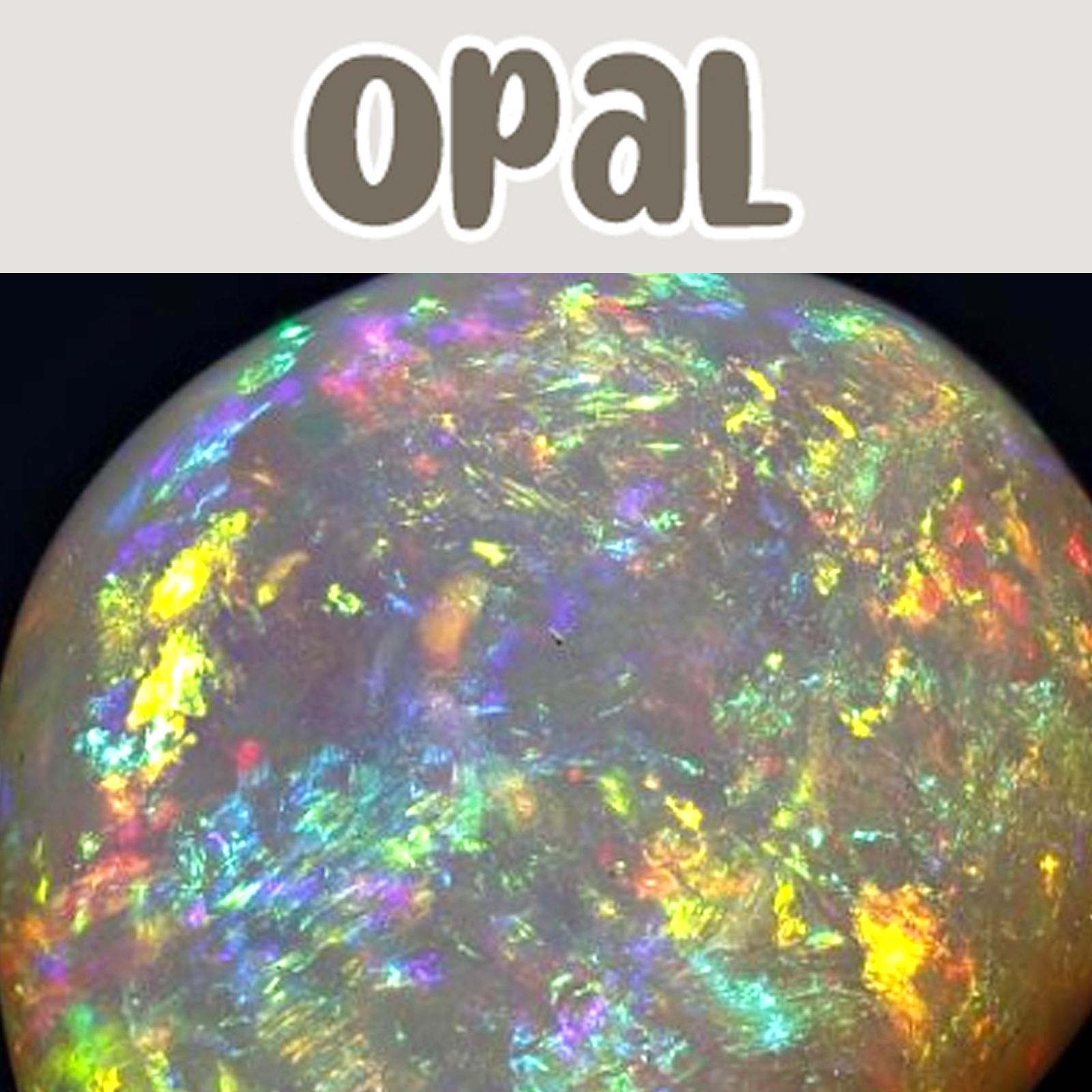 Opal smithsonian