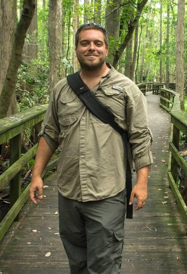 Dustin Angell conservation photographer