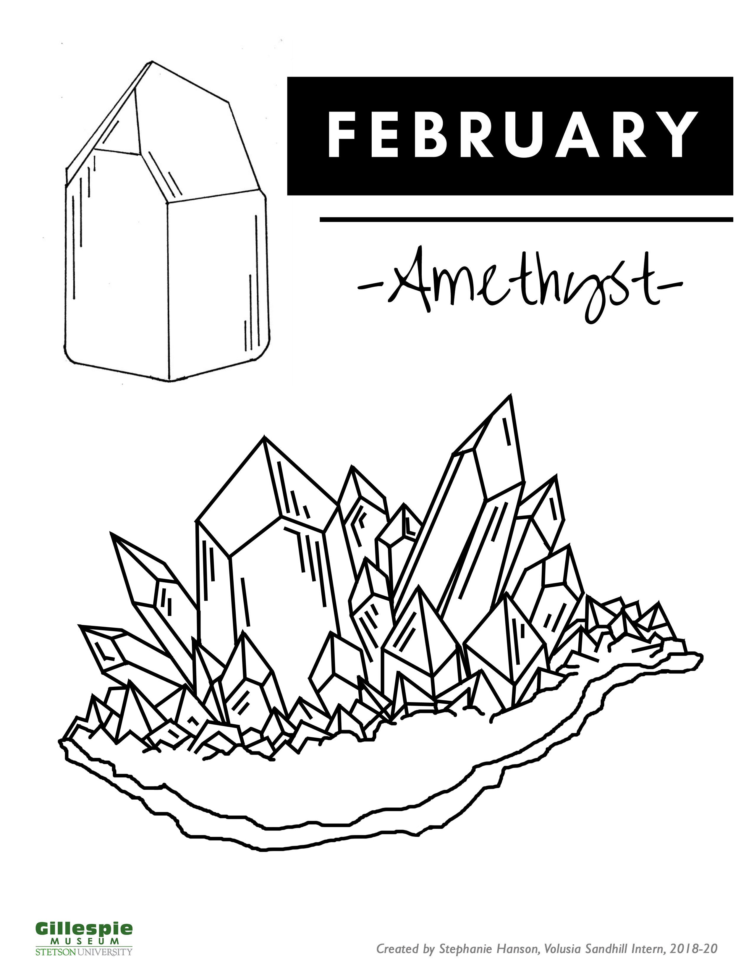 February birthstone