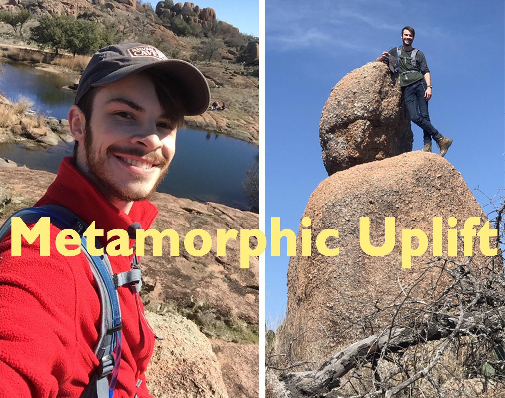Metamorphic Uplift