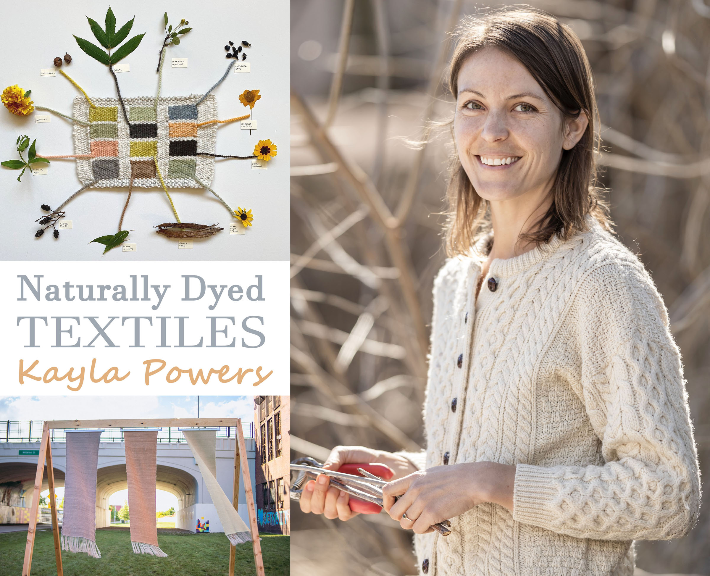 Natural Dyes - Kayla Powers