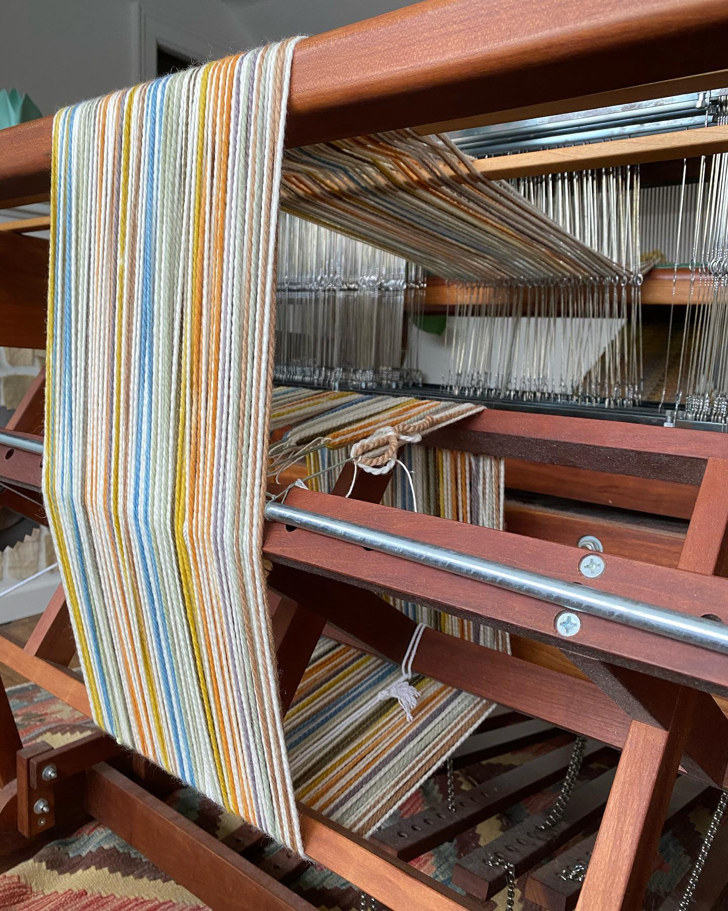 Kayla Powers weaver