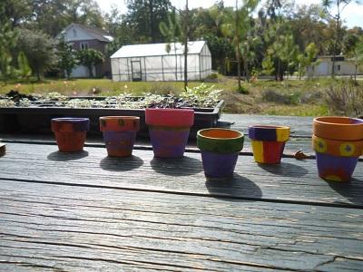Restoration Pots