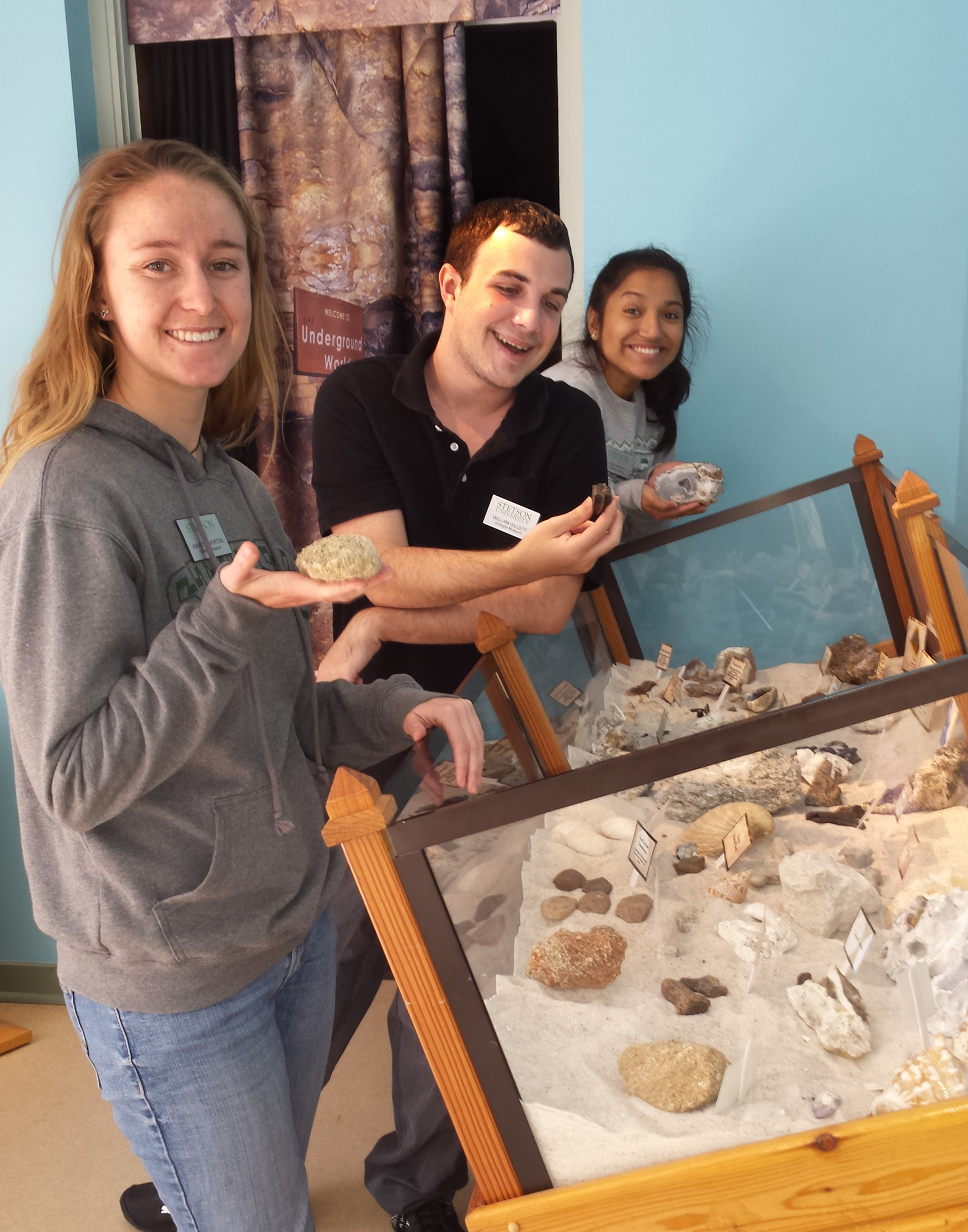 abc41712 Dig into Florida geology and paleontology with a scavenger hunt, an outdoor  fossil dig and a fossil-making corner at the museum. Then walk across  campus to ...