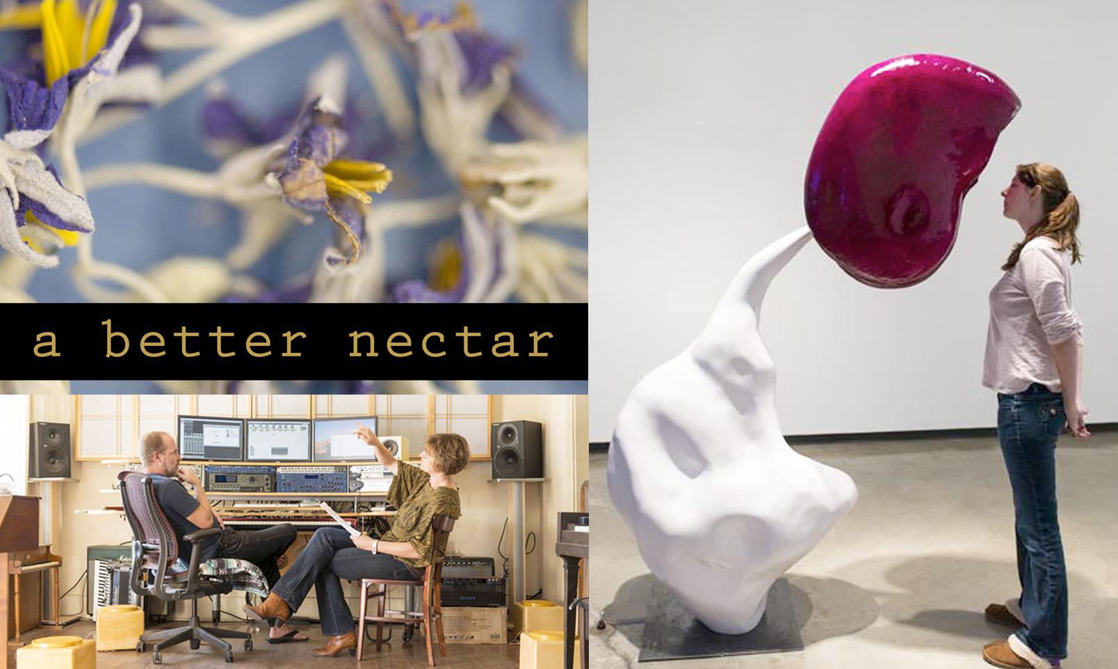 a better nectar exhibit