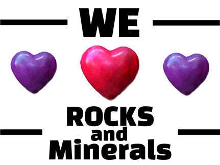 We Love Rocks