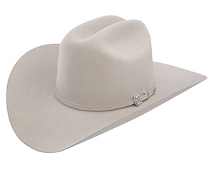 Stetson Skyline in Silverbelly