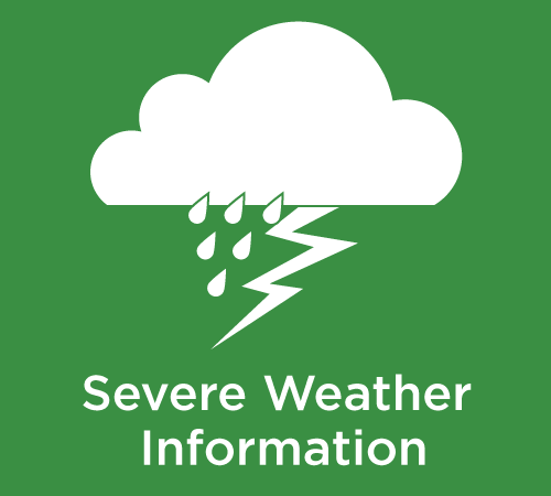 General Severe Weather Information