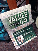 Values Day Poster