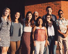 Stetson Students & Rip Patton