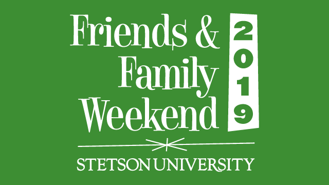 Stetson University Tuition >> Friends and Family Weekend - Parents and Families ...