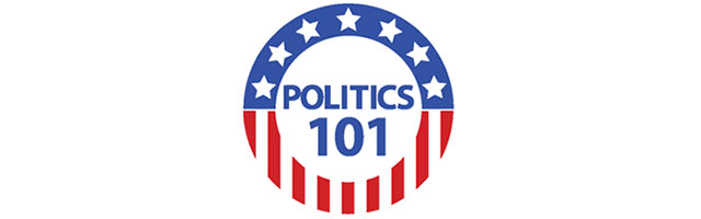 Politics 101 Logo