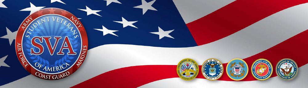 Student Veterans of America logo