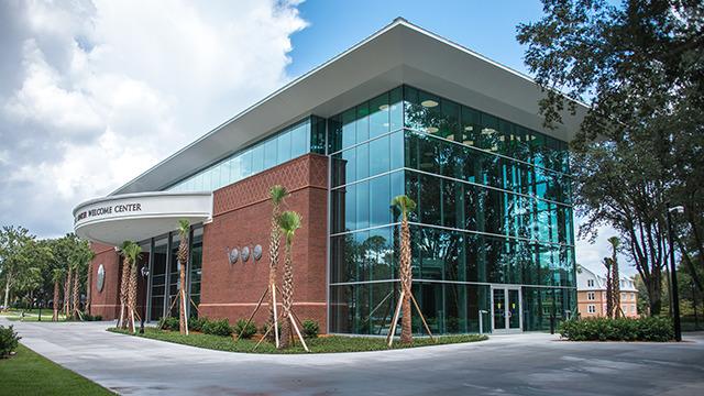 Stetson University Welcome Center