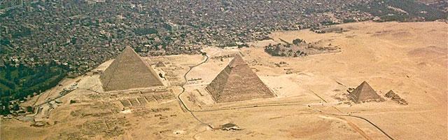 Pyramids of Cairo