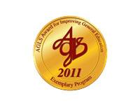 AGLS Award Logo